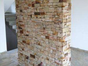 Dekorativni kamen - notranji prostor