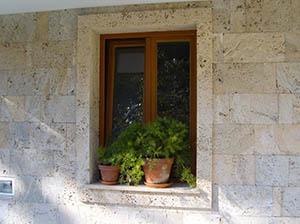 zunanje stenske kamnite obloge