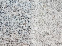 Žgan granit vs. poliran granit