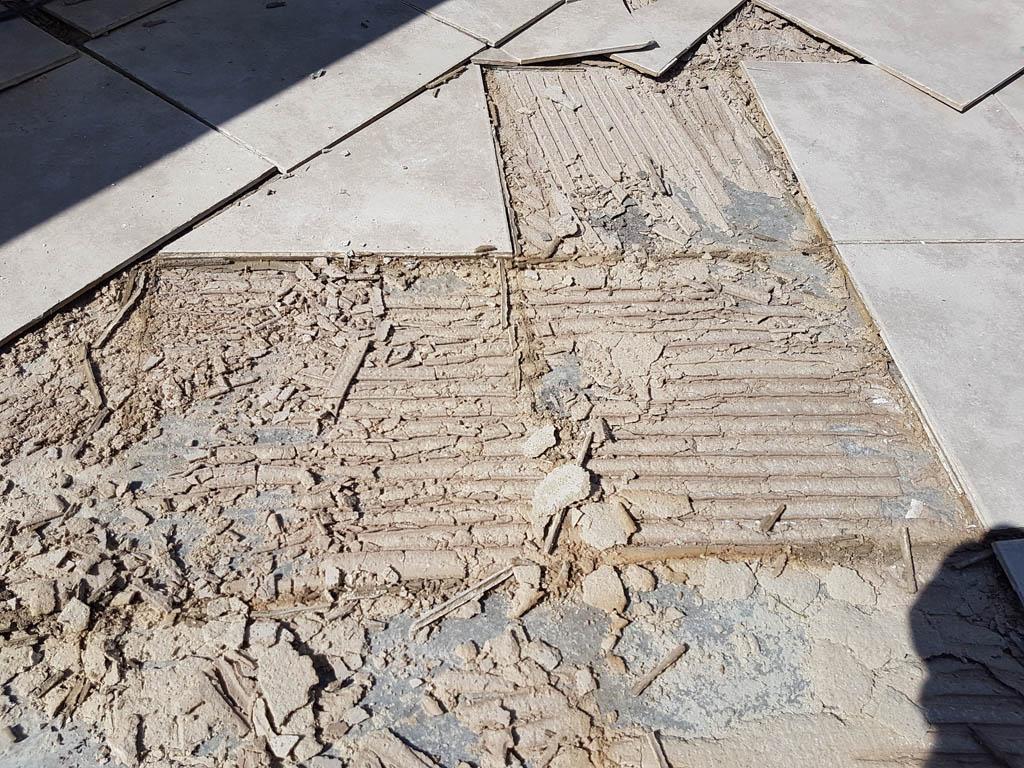 Granitna obloga na terasi 12