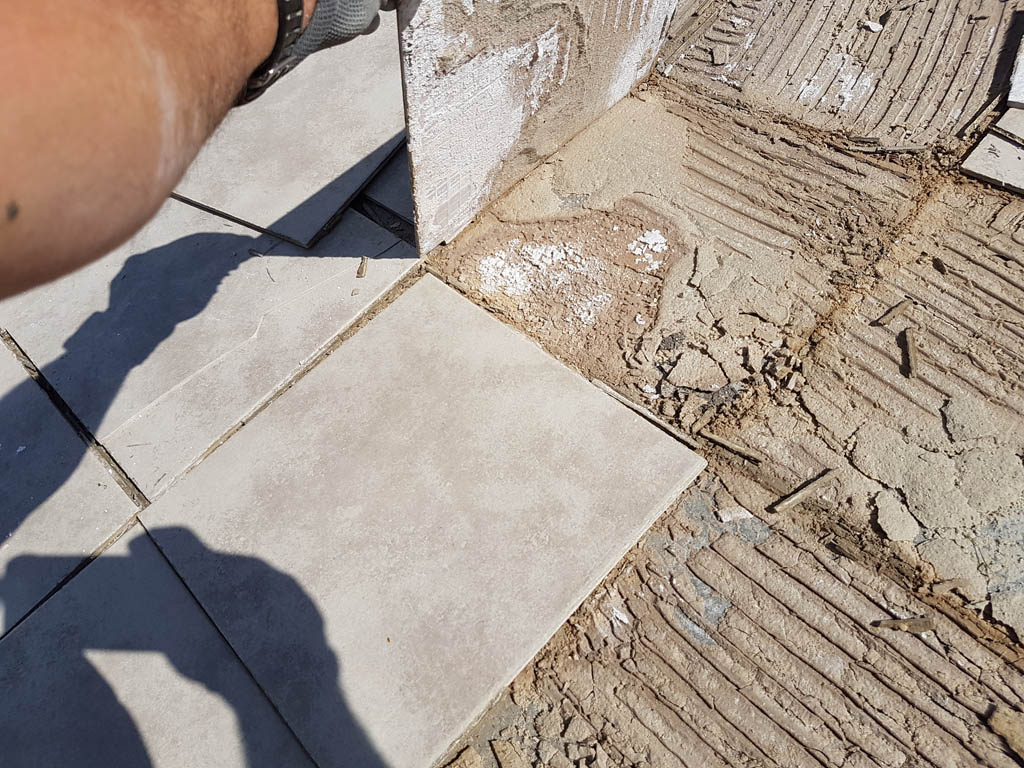 Granitna obloga na terasi 13