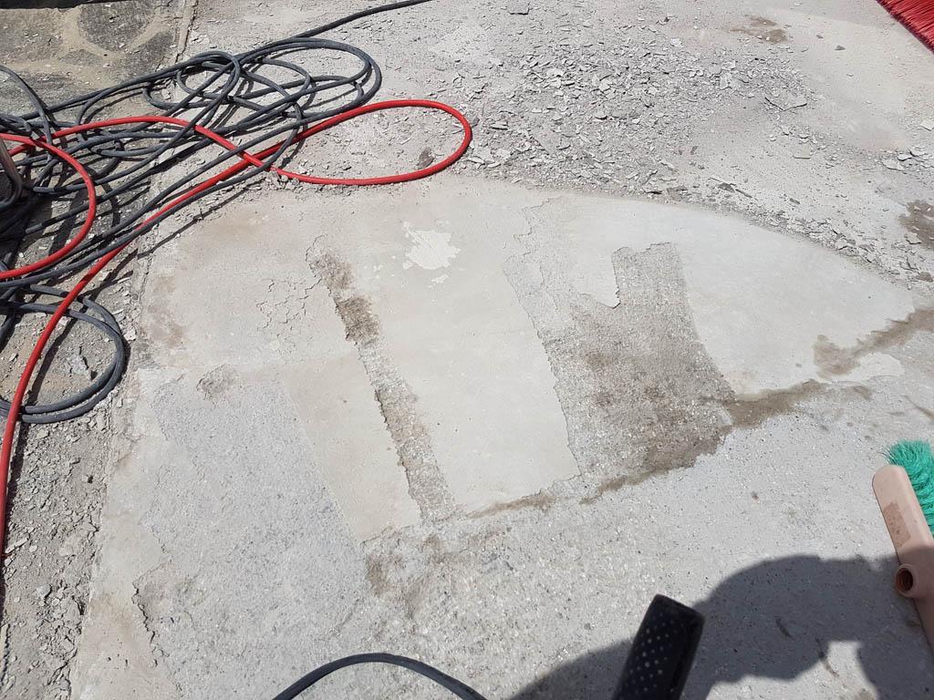 Granitna obloga na terasi 15