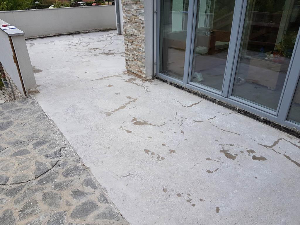 Granitna obloga na terasi 19