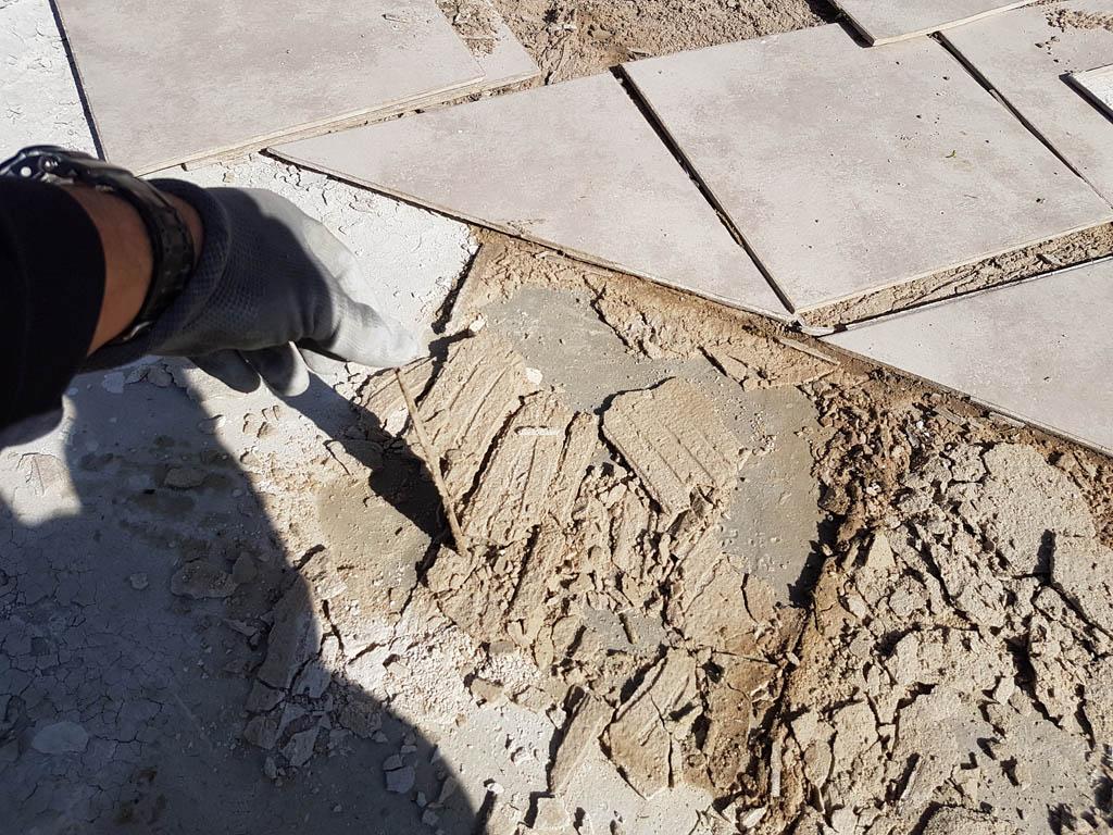 Granitna obloga na terasi 2