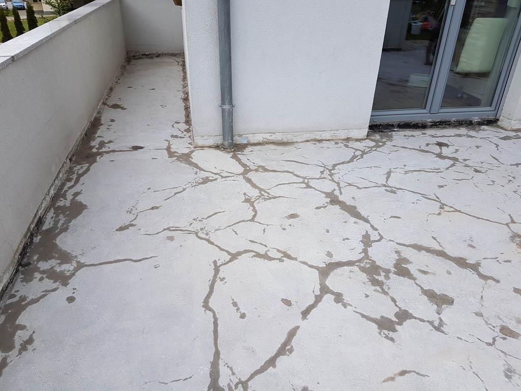 Granitna obloga na terasi 20