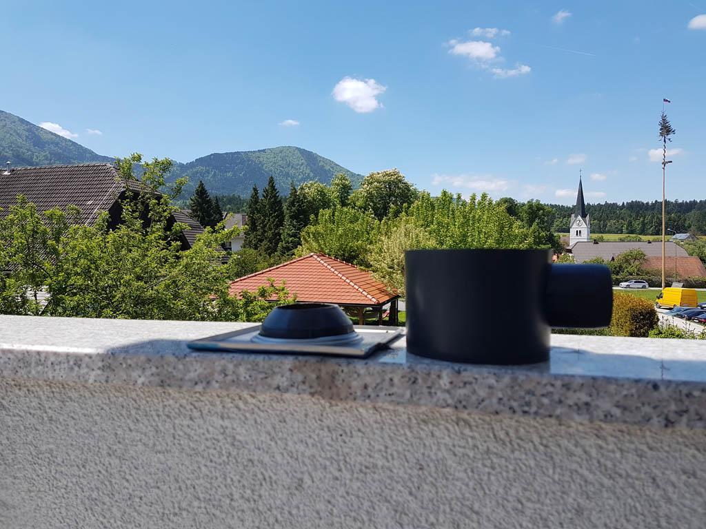 Granitna obloga na terasi 27