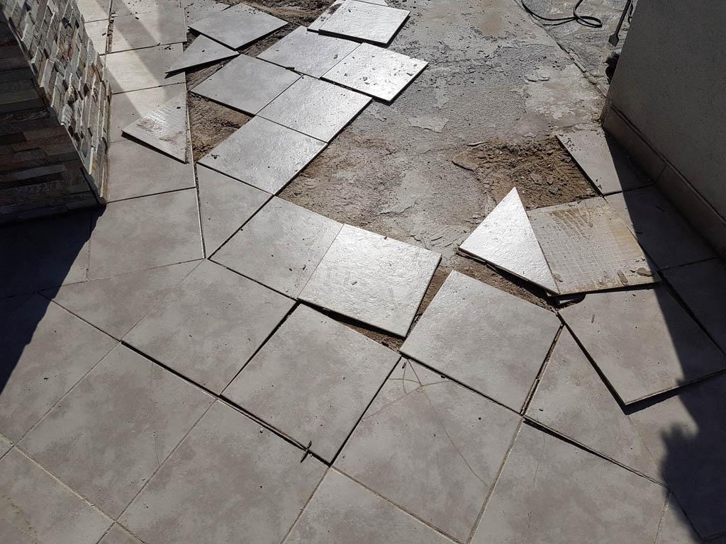 Granitna obloga na terasi 3