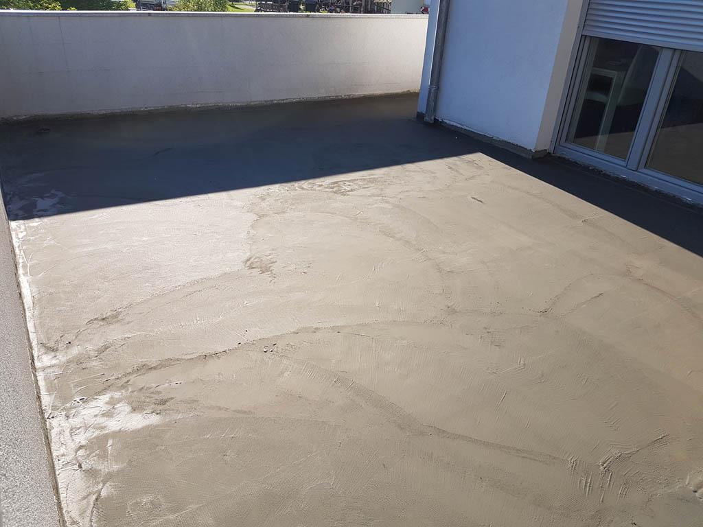 Granitna obloga na terasi 36
