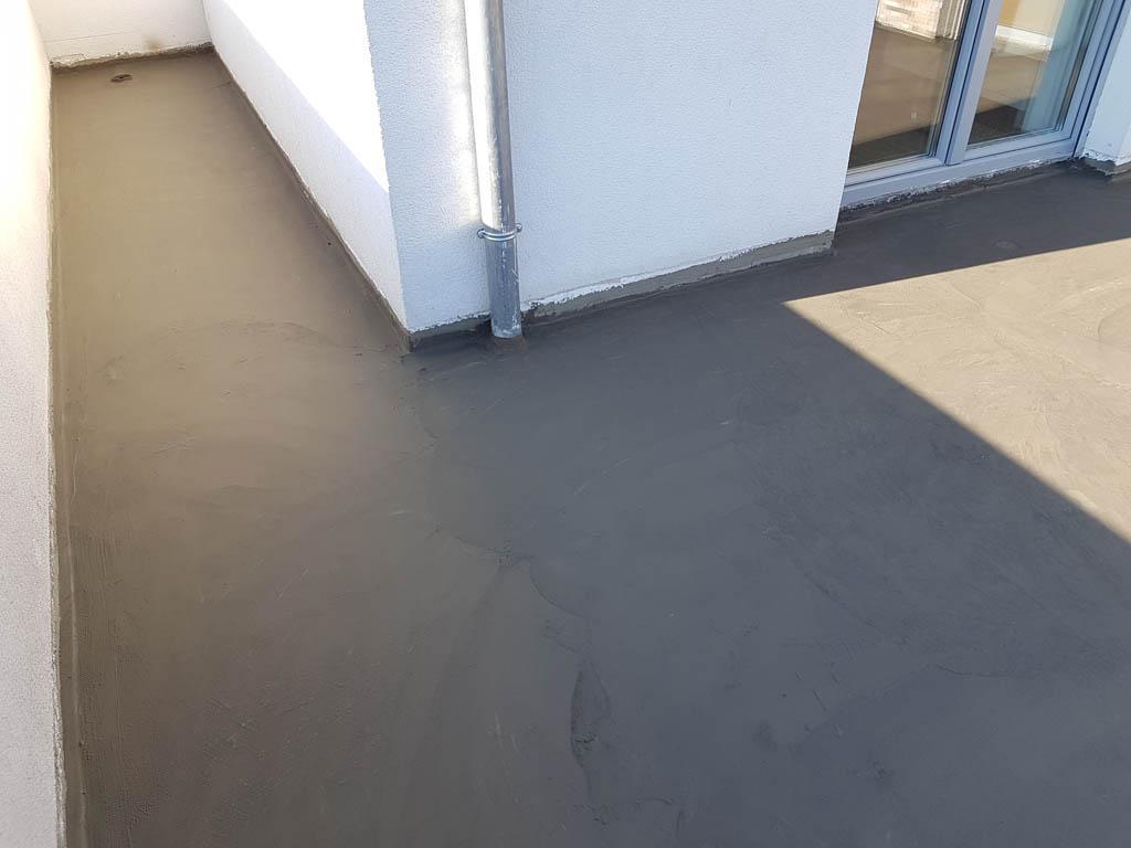 Granitna obloga na terasi 37