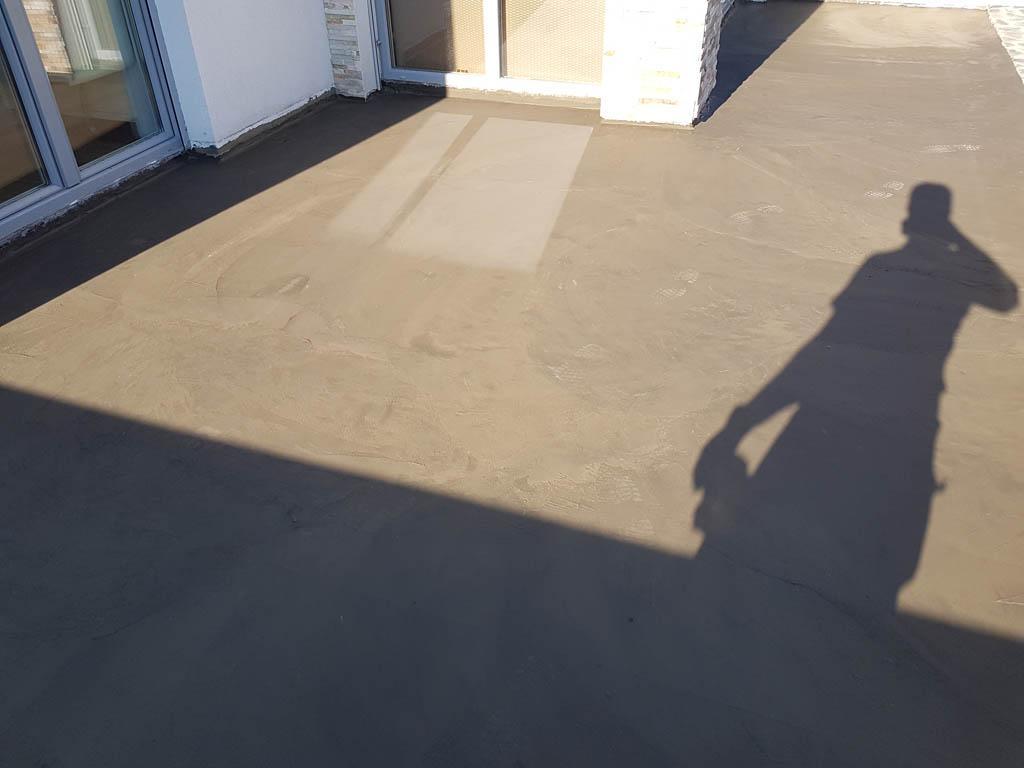 Granitna obloga na terasi 38