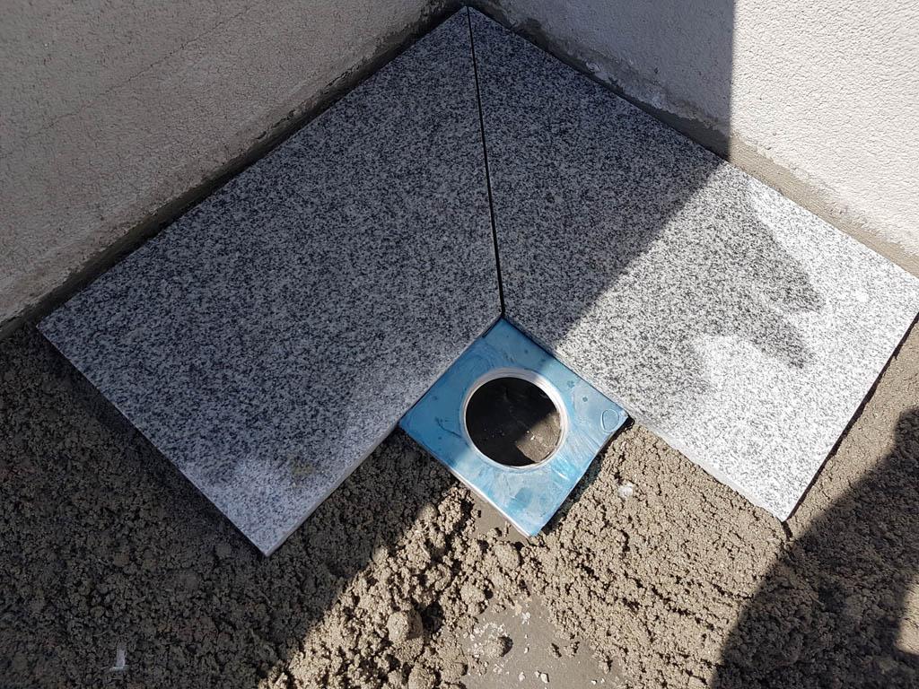 Granitna obloga na terasi 41