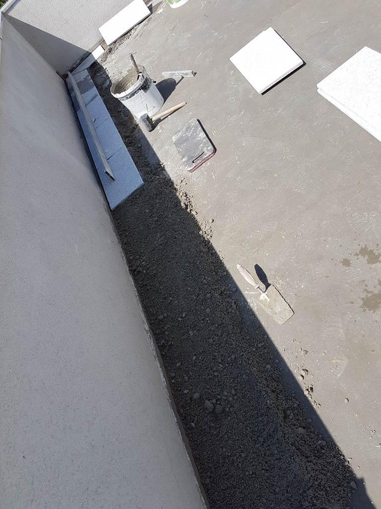 Granitna obloga na terasi 42