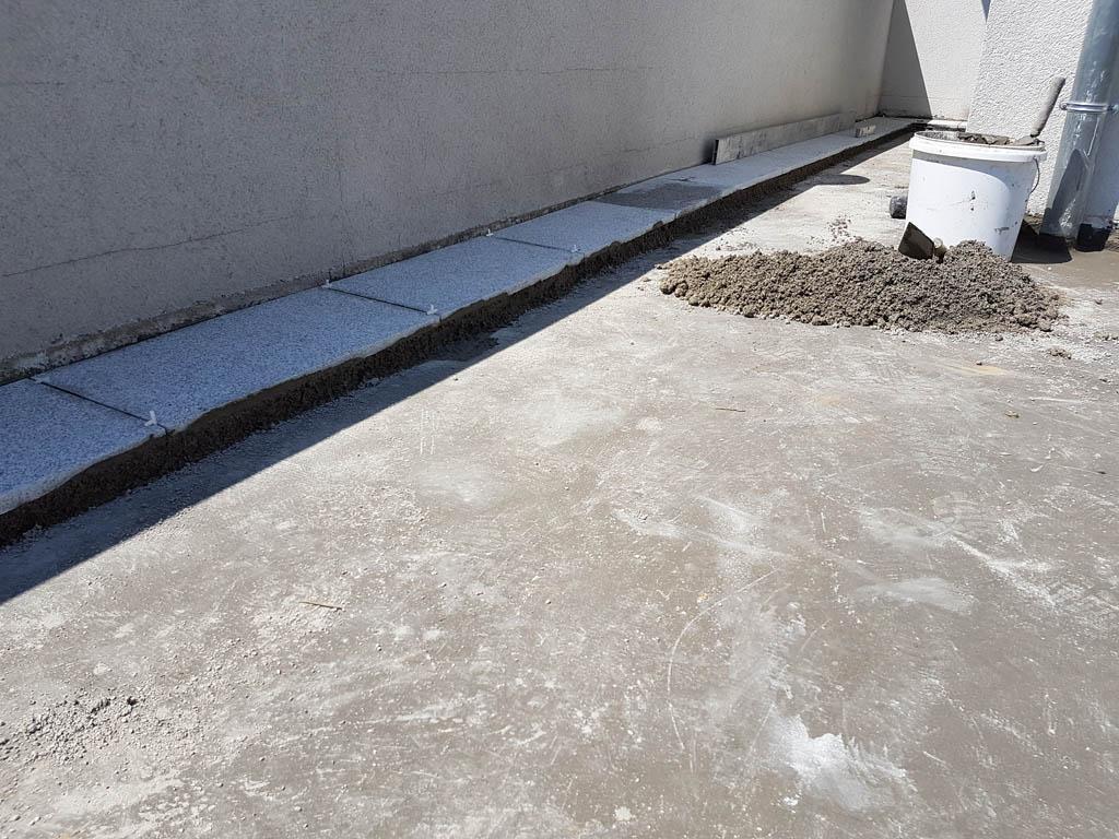 Granitna obloga na terasi 44