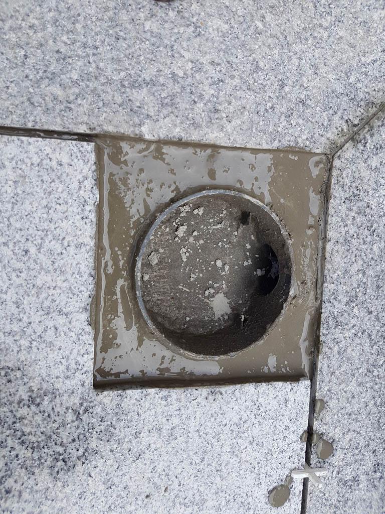 Granitna obloga na terasi 48
