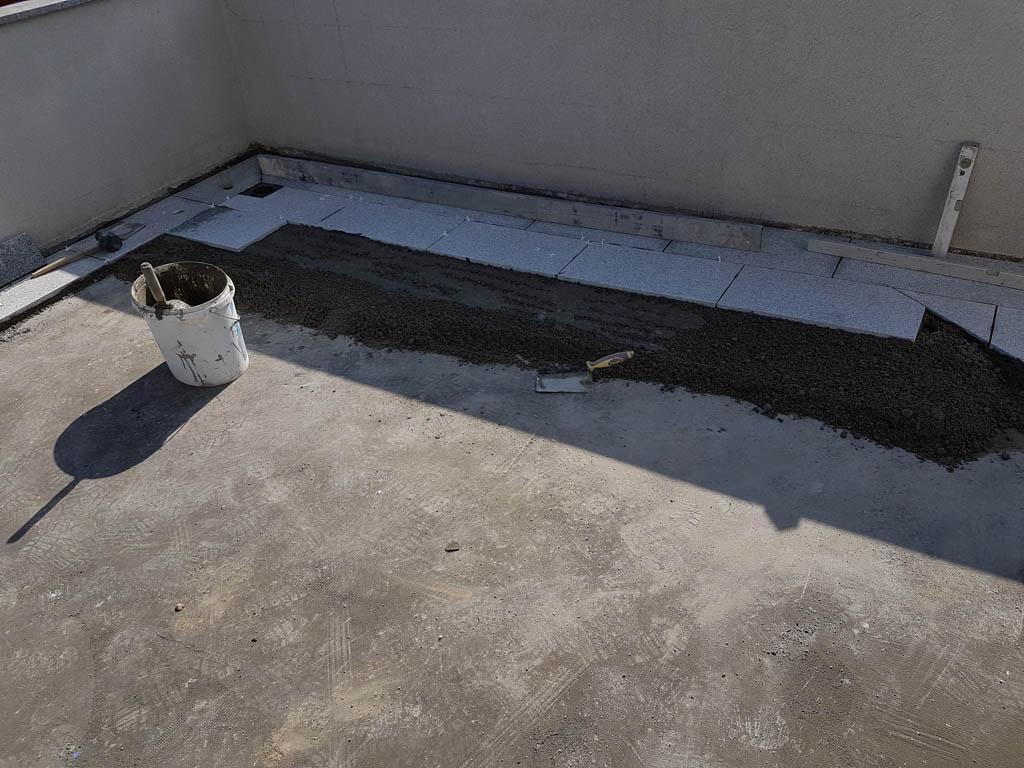 Granitna obloga na terasi 49