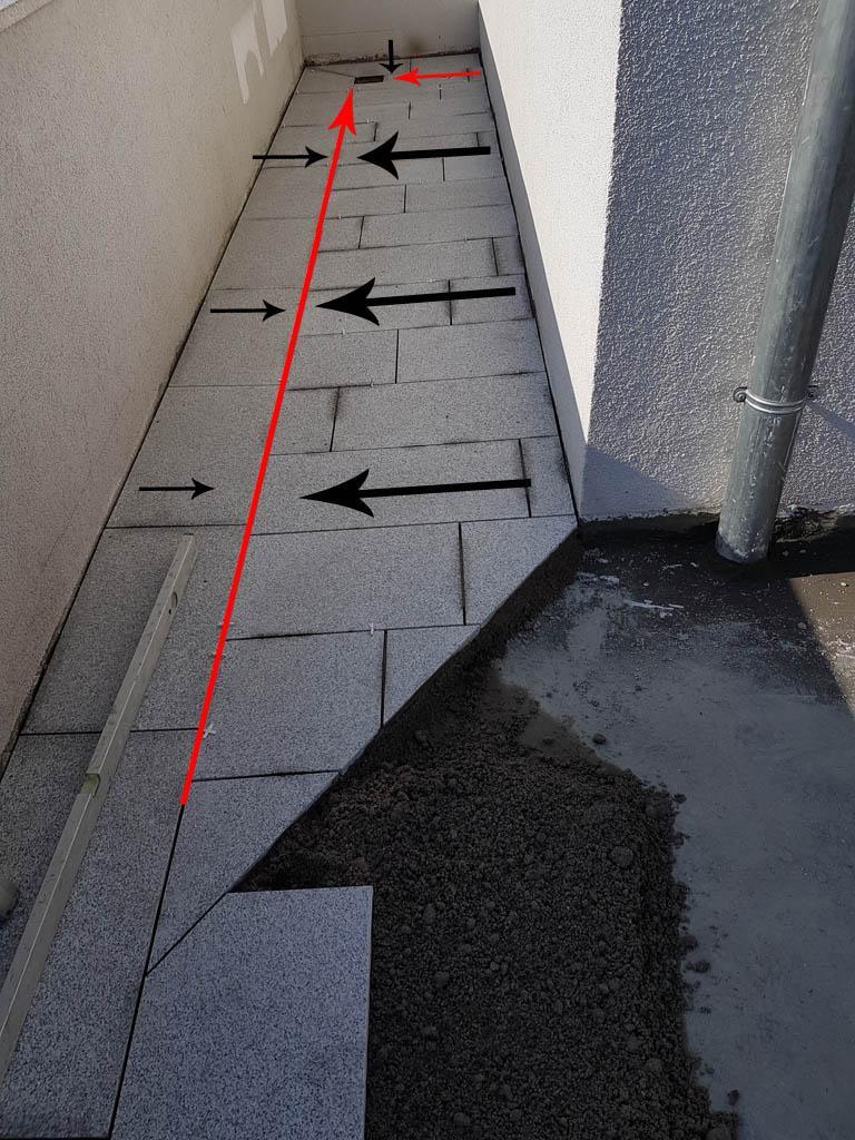Granitna obloga na terasi 51