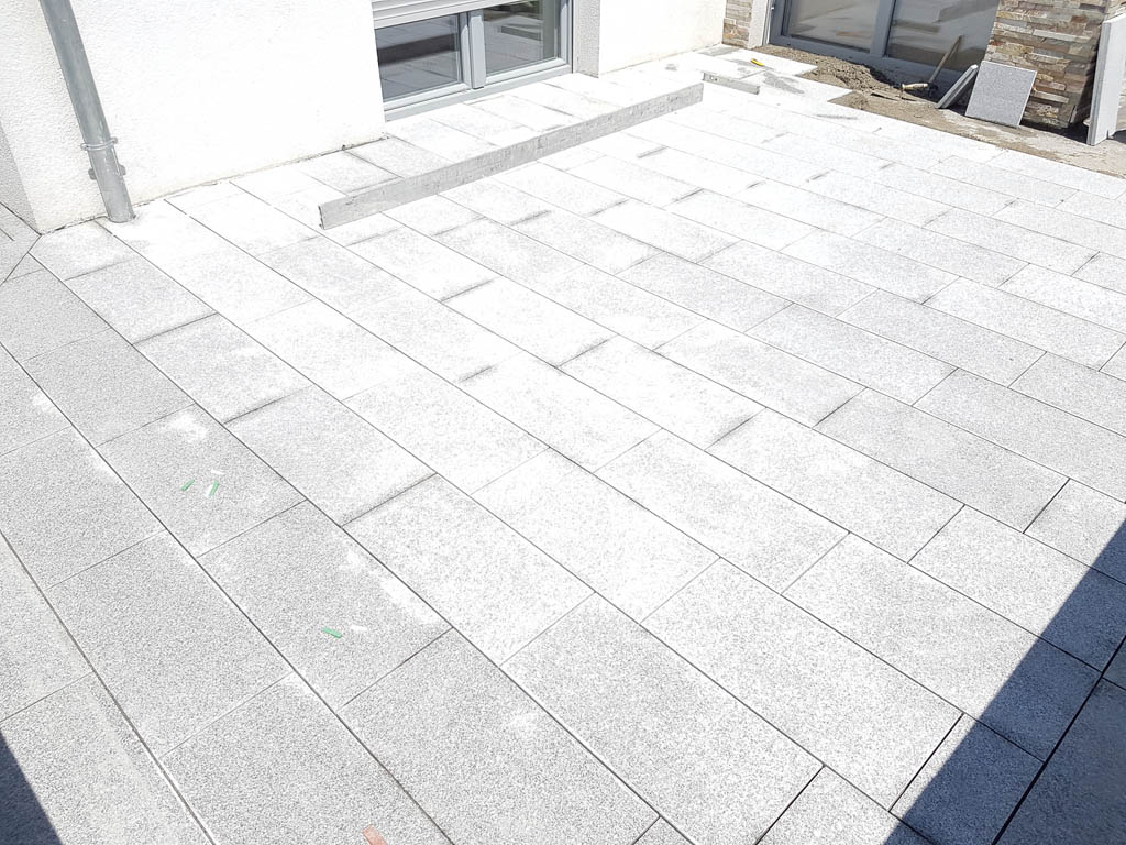 Granitna obloga na terasi 53