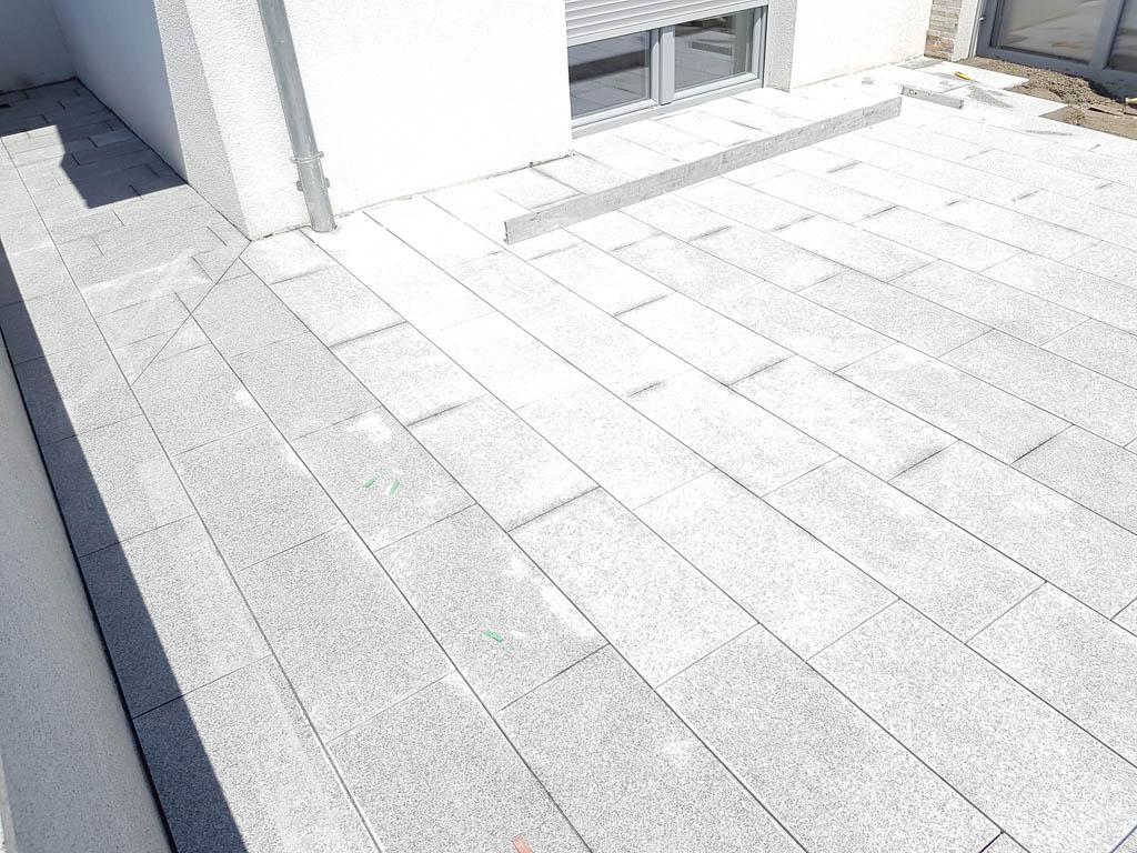 Granitna obloga na terasi 54