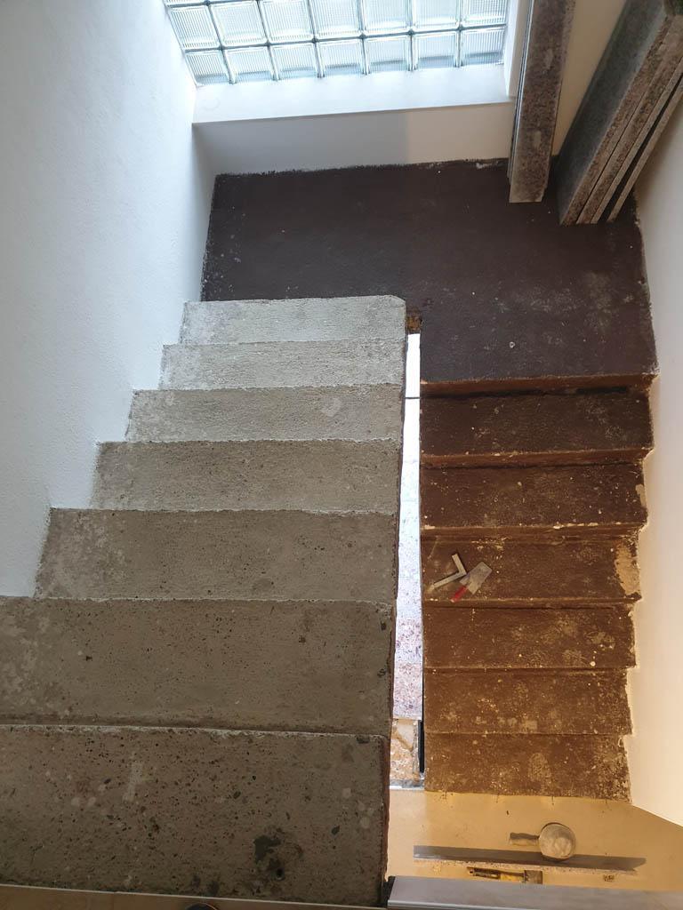 Granitne stopnice Rosa Porrino2