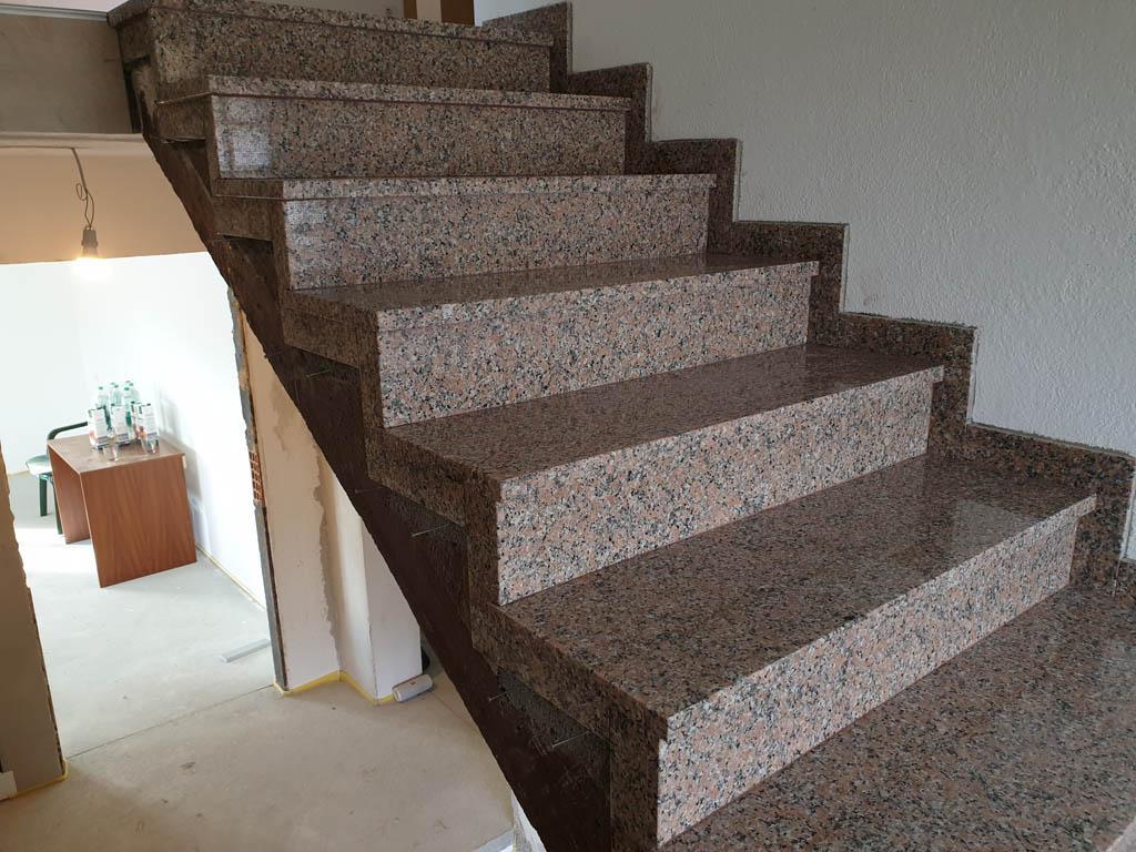 Granitne stopnice Rosa Porrino33