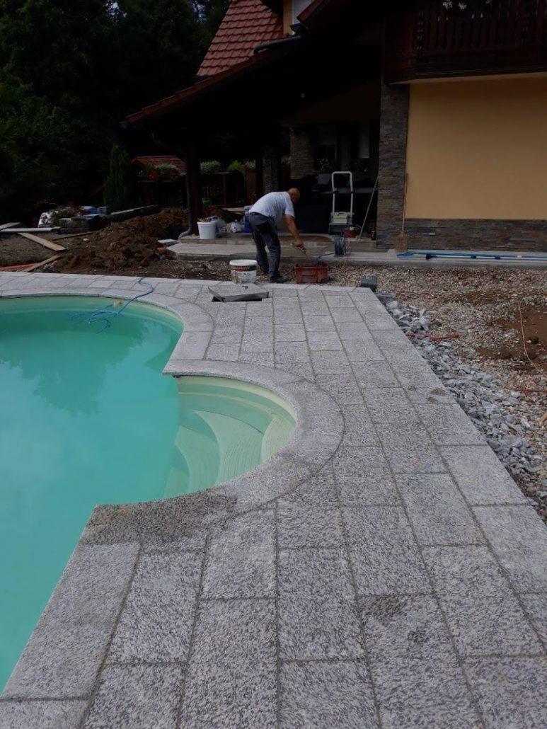 granitna obloga bazena