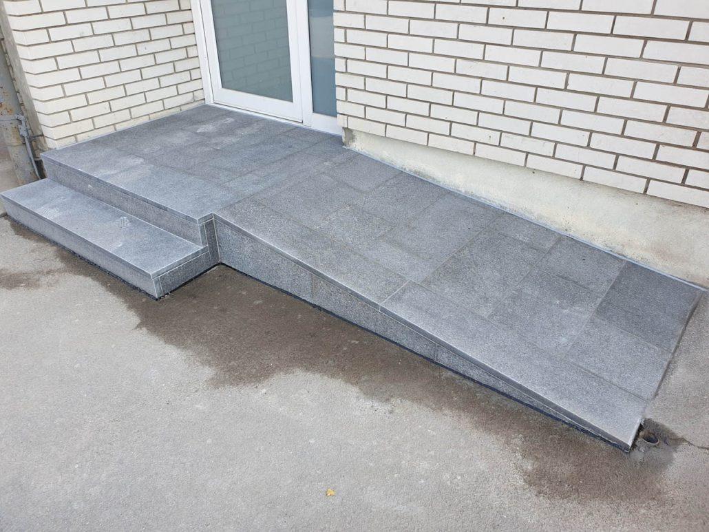 granitne stopnice