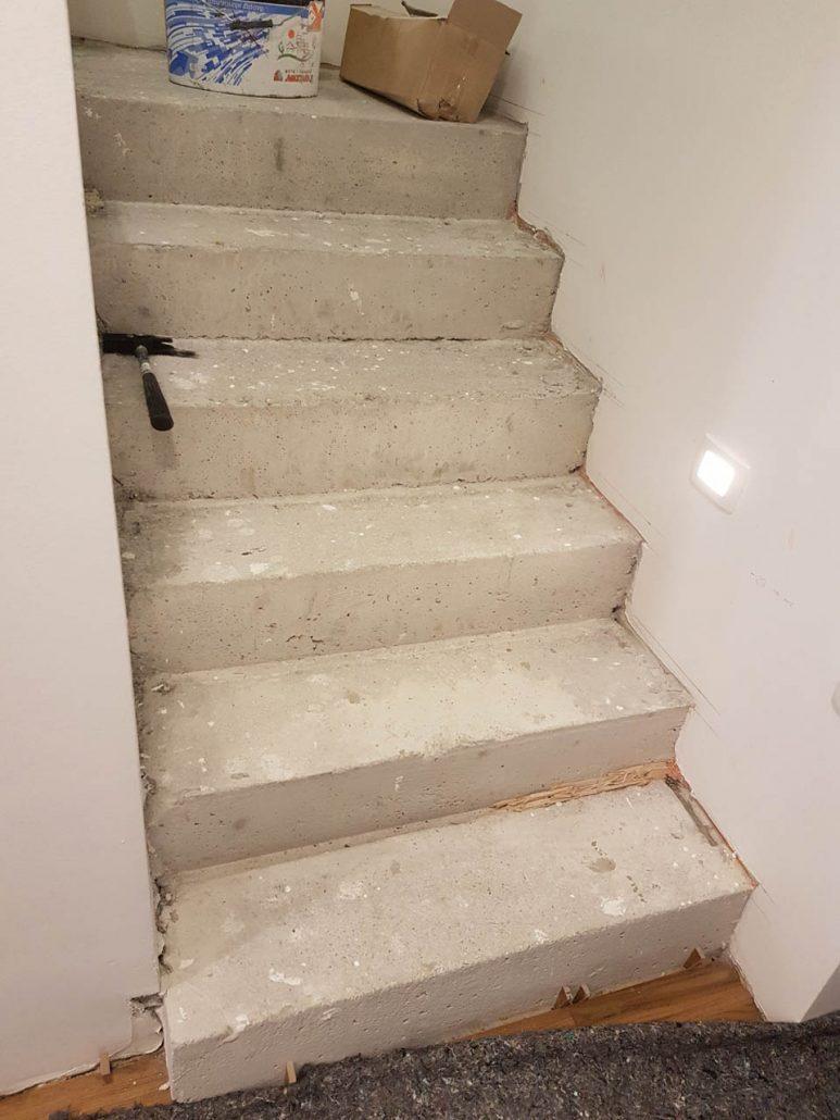 Betonske stopnice