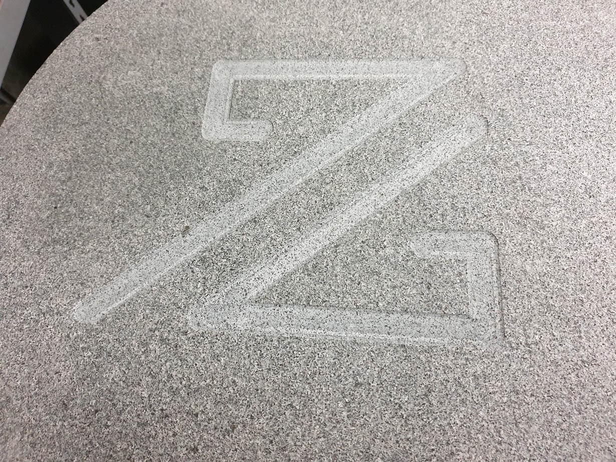 Granitni logotip