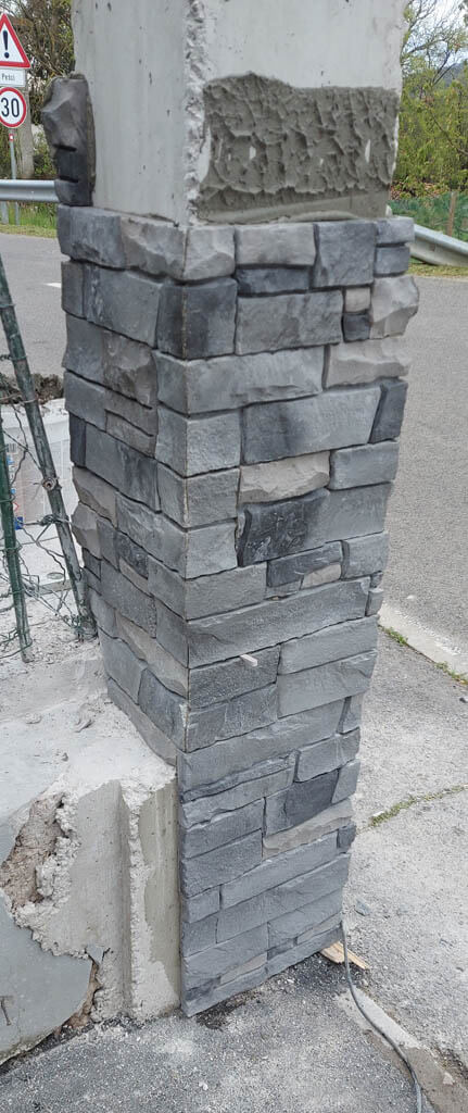 Vogali umetnega kamna