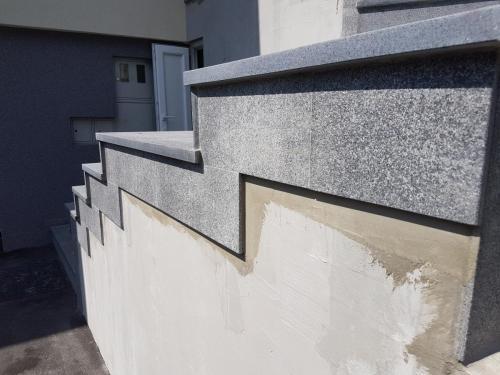 Granitne stopnice 158