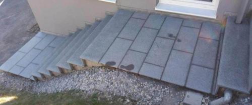 Granitne stopnice 160