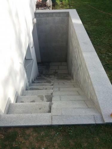 Granitne stopnice 168