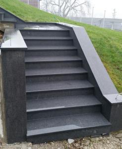 Granitne stopnice 70