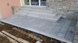 Granitne stopnice 80