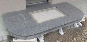 Granitne stopnice 90
